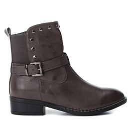 Ladies ankle boots Xti closed 04843002