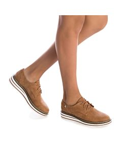 Ladies shoes Refresh lace-up 07225201