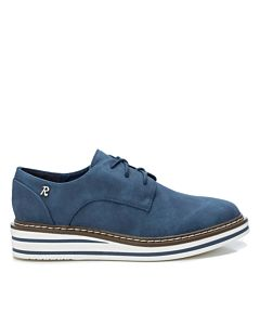 Ladies shoes Refresh lace-up 07225203