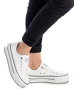 Ladies shoes Refresh lace-up 07654901